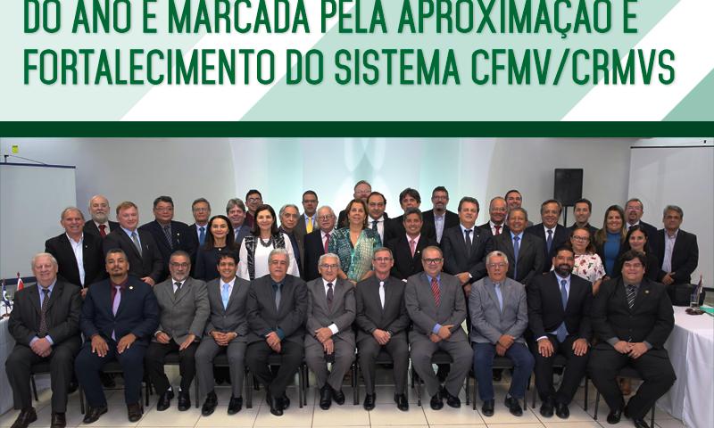 PRESIDENTE DO CRMV/AM NA CNP