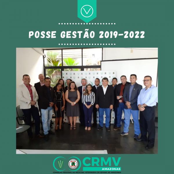 Posse Gestão 2019-2022