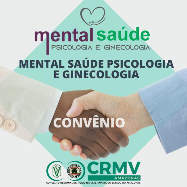 Convênio CRMVAM - Mental Saúde