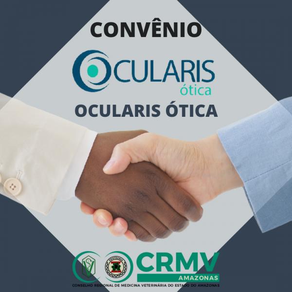 Ótica Ocularis Convênio CRMVAM